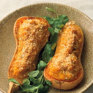 Twice-Baked Butternut Squash.