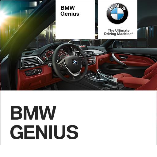 BMW Genius App