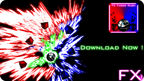 FX Throw Rush- screenshot thumbnail