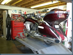 Oil change and new tires at Skagit Valley Victory