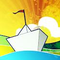 Paper Boat  Adventures logo