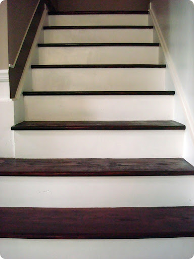 My Biggest DIY Project: The Stairs