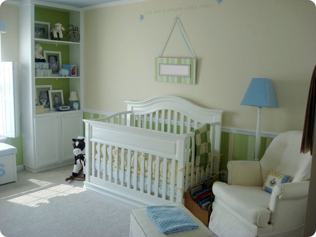 apple green nursery