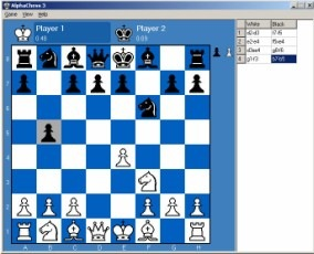 Alpha Chess : Play Chess 2 Player Online Or Vs PC
