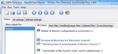 Synchronize Files and Folder