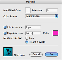 MultiFill Plug-In for Adobe Photoshop