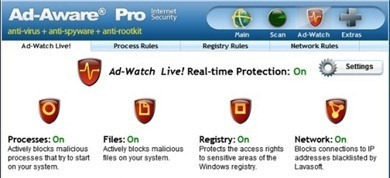 Ad-Aware Internet Security Pro 9.0
