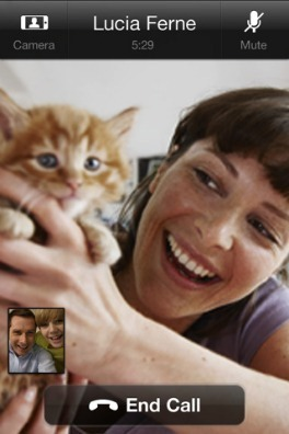 Skype Video Calls with iPhone iPod Touch