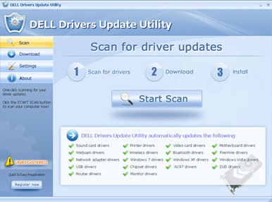 DELL Drivers Update Utility Download