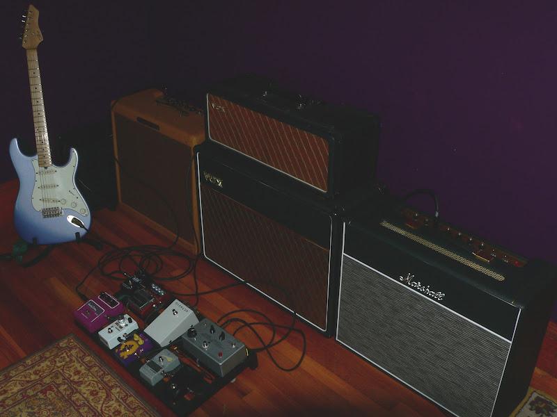 Julien Kasper: Keeping Stratocasters in Tune