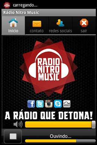 Rádio Nitro Music