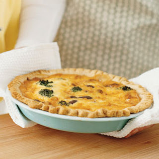 Four-Meals-in-One Quiche.