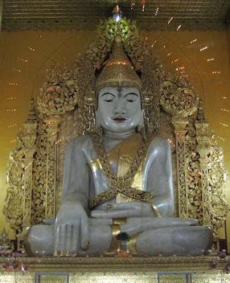 Kyauktawgyi Buddha Image