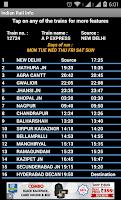 Screenshot of Indian Rail