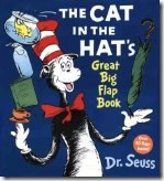 Cat in the Hat Big Flap Book