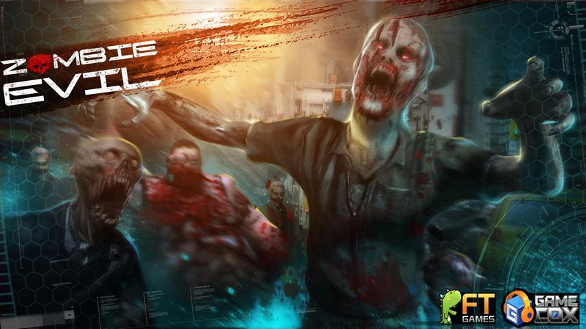 Zombie Evil - screenshot