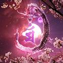Dragon-RYUKYU HEALING logo