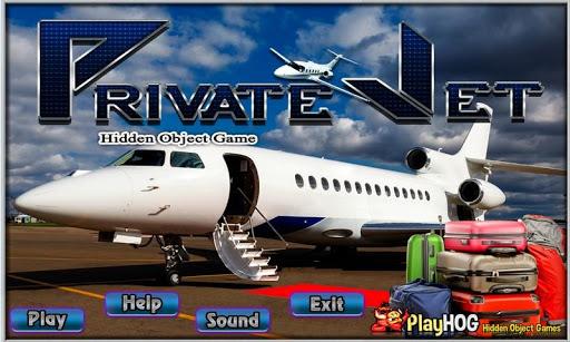 【免費解謎App】Private Jet Free Hidden Object-APP點子