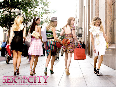 Sex In The City Moive 6
