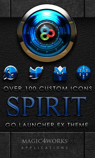 GO Launcher Theme Spirit