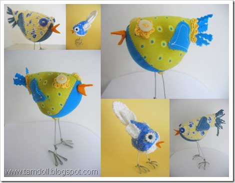 birds april 2009