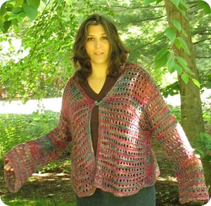 tamdoll sweater knit stretched out