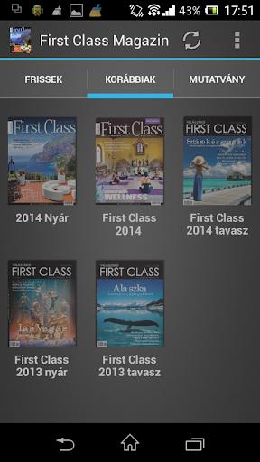 First Class Magazin