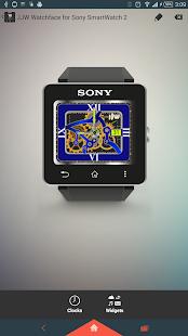JJW Animated Gear Watch 3 SW2