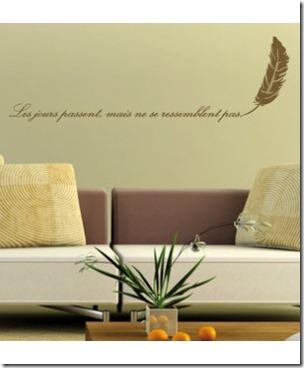 d co les stickers muraux. Black Bedroom Furniture Sets. Home Design Ideas