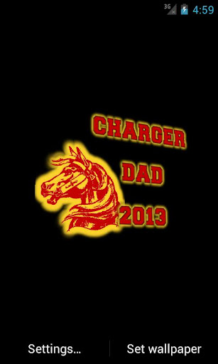 EMHS Charger Dad LWP