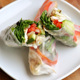 Vietnamese Spring Rolls {a How-to} Recipe