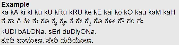 openITguru}: How to Use Baraha and Nudi Kannada Word Processors