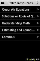 Screenshot of Studyit:SAT