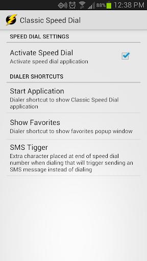 Classic Speed Dial Plus