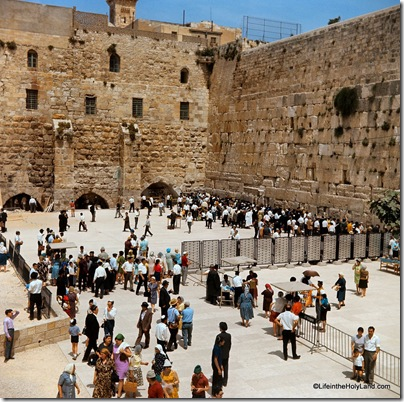 Western Wall prayer area, db6804154111
