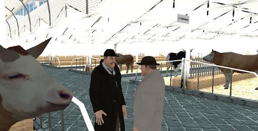 Oeksnehallen VR