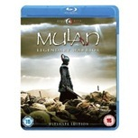 Blu-ray DVD Mulan