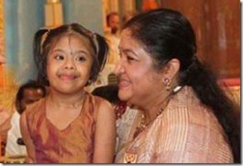 Famous play back singer K S chithra's Daughter,Nandana,8, died in a mishap at Dubai