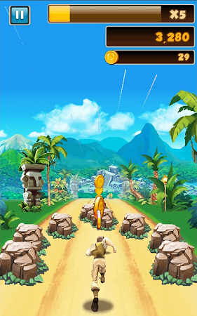 Danger Dash 3.0.3 screenshot 1423
