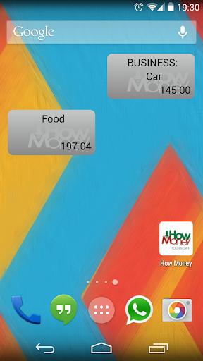 How Money
