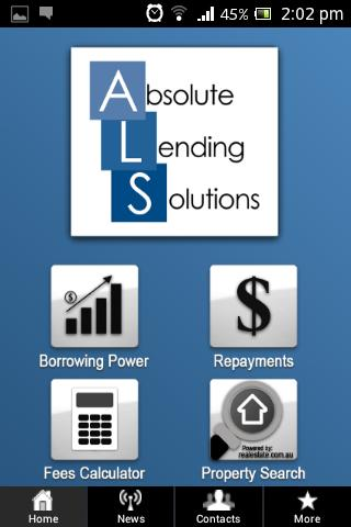 Absolute Lending Solutions