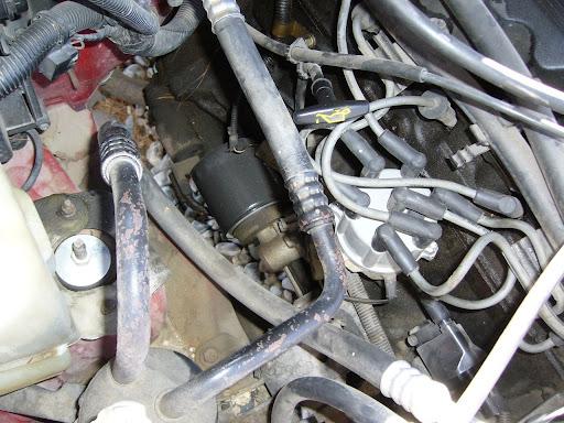 4.0l ignition coil relocation - jeepforum.com 1993 jeep cherokee 4 0 dash wiring