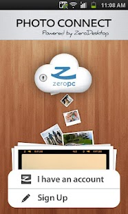 ZeroPC Photo Connect - screenshot thumbnail