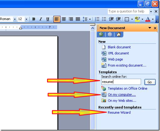 resume wizard 2015 81 interesting how to format a resume in word
