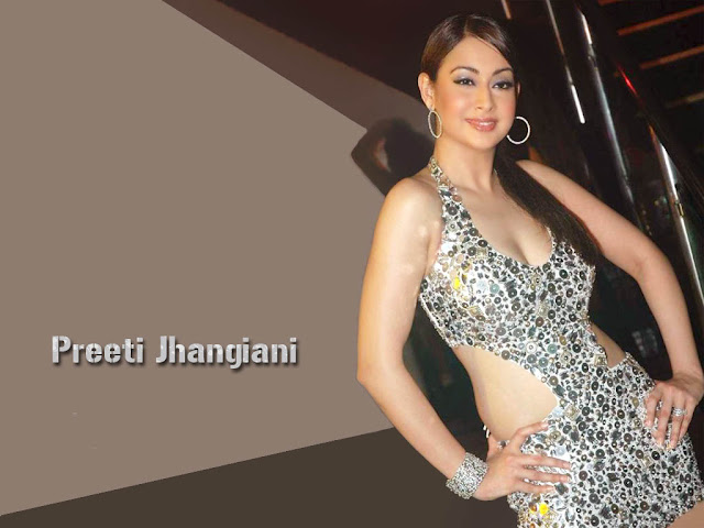 Preeti Jhangiani In Juicy Body