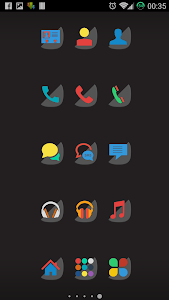 Half - Icon Pack v1.0.0