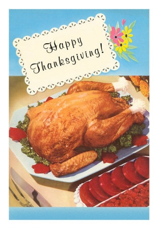 Happy-Thanksgiving-Cooked-Turkey-Posters