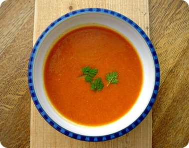 Pepper and Almond Soup 1a