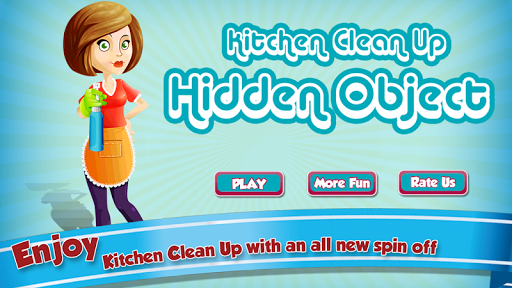 Hidden Object - Kitchen Game