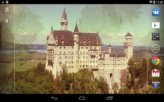 Screenshot of Castle Vintage wallpapers